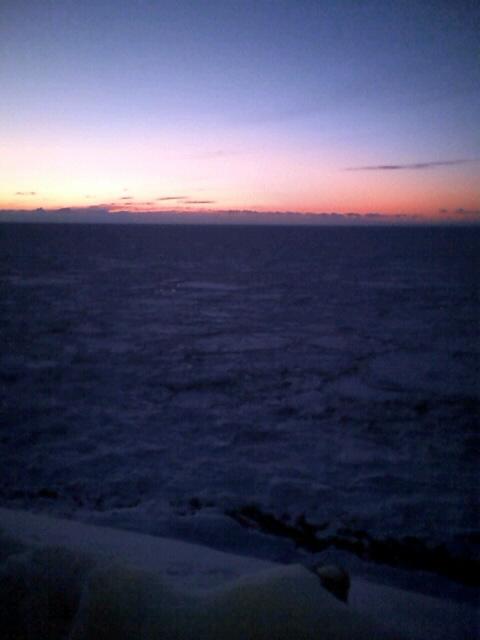 2010 知床の流氷
