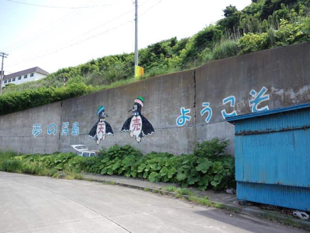 天売島フラリ旅②